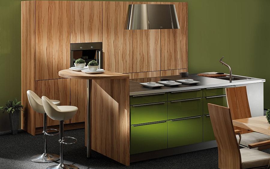 Schön Moderne Kücheneinrichtung Mit Gewissem Biss   2014 12 08, Kuchen Dekoo