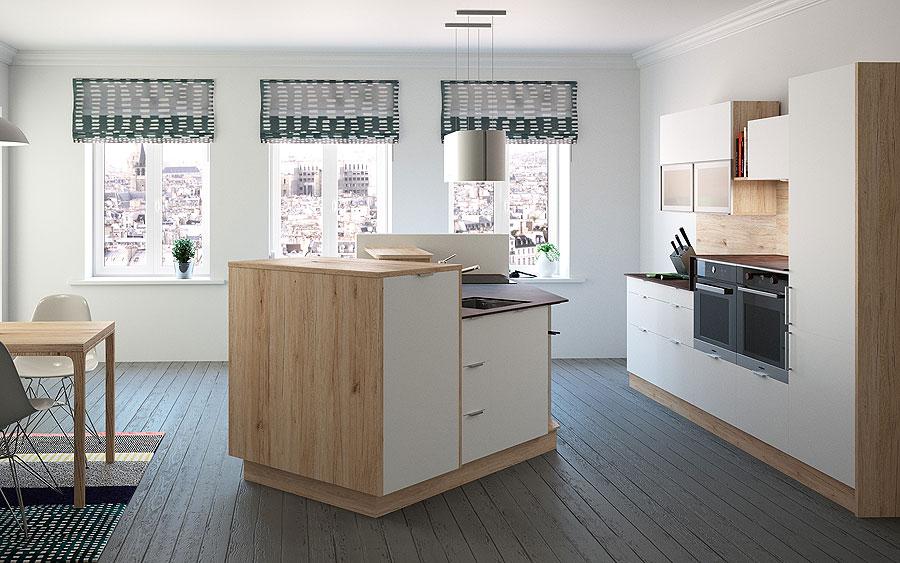 Haka kuchen tischlerei mobelstudio thullner for Küchen elektroger te